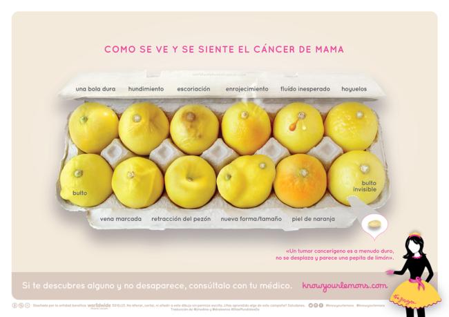 síntomas cáncer de mama