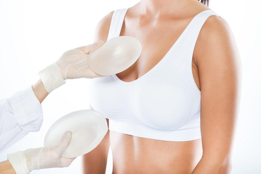 Tamaño de protesis mamarias adecuado
