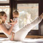 ¿Cómo recuperar la figura después del parto?