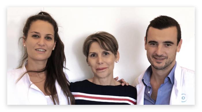Lourdes Domenech paciente cáncer de mama