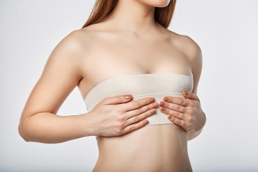 cirugía reduccion de pecho