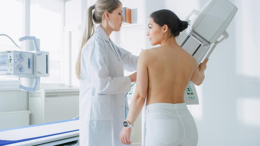 Pruebas de diagnóstico de cáncer de mama